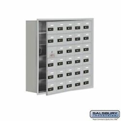 Cell Phone Storage Locker - With Front Access Panel - 6 Door High Unit 8 Inch D