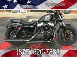2017 HARLEY-DAVIDSON Sportster  2017 HARLEY-DAVIDSON SPORTSTER FORTY-EIGHT  Fayetteville Flip My Cycle