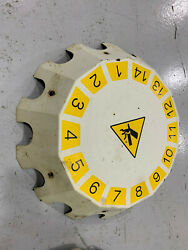 Fanuc Robodrill Mate Cnc Drill Tap Vertical Machining Center Atc Cover