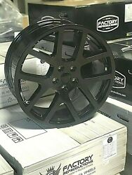 20 Gloss Black Awd Viper Style Wheels Fits Charger Challenger 300c