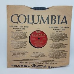 Very Rare Roy Acuff - The Streamlined Cannon Ball - Mule Skinner Blues 78 Rpm V+