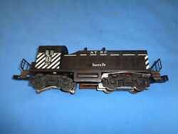 Lionel 616 A.t.ands.f. Santa Fe Nw-2 Diesel Switcher. Runs Well