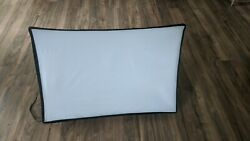Smith Victor Sbl-1 Softbox Light Kit 2 Soft Boxes And 2 Stands And Bag