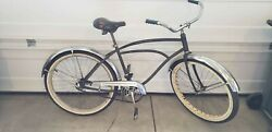 50and039s J.c. Higgins I Think Skip Tooth Adult Size Bicycle Complete