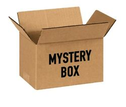 Myster Box Lot Collectible Accessories Office Supplies Home Goods Etc...