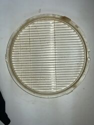 Used Reproduction Ford Model A And Trucks 1928-31 Headlight Lens Free Shipping