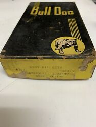 Nors Bull Dog Chevrolet 1939 1940 603386 A399 King Pin Set Knee Action