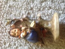 Lot Of 6 Vintage Goebel Hummel Figures Collector And Others W Germany