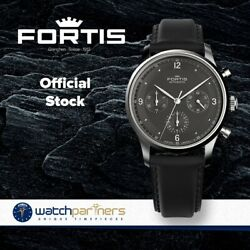 Fortis Terrestis Tycoon Chronograph Pm Classical/modern Auto Watch 904.21.11 L10