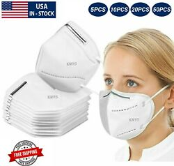 Protective Face Mask 5 10 20 Pack USA Seller FREE SHIPPING $15.99