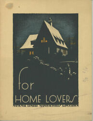 Chevy Chase 1920s House Plans Oregon, Kansas City / For Home Lovers 1929