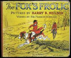 Harry B Neilson / Fox's Frolic Or Day With The Topsy Turvy Hunt Cover Title