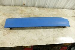 62 - 65 Early Ford 4000 Tractor 801 901 Top Center Middle Cover Hood