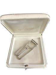 Theo Fennell Jeweller London Vintage Horseshoe Money Clip-sterling Silver