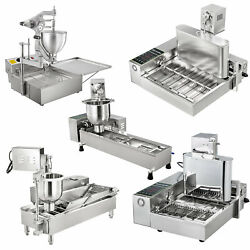 Commercial Donut Maker, Donut Fryer Commercial, Automatic And Manual Donut Machine
