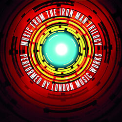 The London Music Works Music From The Iron Man Trilogy Numbered Limited Edition