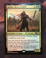 Radha Heart Of Keld X1 Foil From Core Set 2021 M21 Mtg