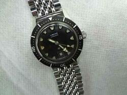 Heno Mini Type Ladies Diver Automatic Winding Vintage Watch 1960and039s