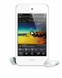 Apple Ipod Touch 64gb - 4th Generation - White Md059bt/a