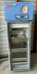 Excellent Thermo Fisher Revco Blood Bank Refrigerator Reb1204a22 4-drawer 1-8°c