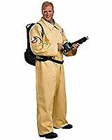 Ghostbusters Costume With Inflatable Backpack Plus Size Adult Plus