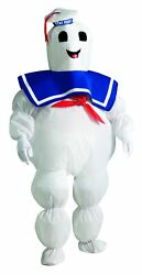 Ghostbusters Childs Inflatable Stay Puft Marshmallow Man Costume