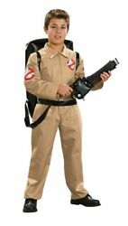 Classic Deluxe Kids Ghostbusters Costume Male Small