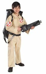 Ghostbusters Costume Large