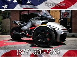2015 CAN-AM SPYDER  2015 CAN-AM SPYDER   Fayetteville Flip My Cycle