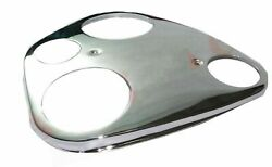 Gas Fuel Tank Panel Steel Chrome Plated Ariel Square Four 1000cc @ca