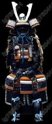 Japanese Iron And Silk Knotted Rüstung Samurai Knotted Armor Wearable 022