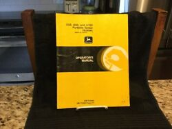 John Deere L And G A50, A90 And A150 Space Heaters Operator Manual - Om-ty20647