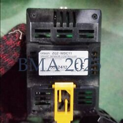 1pc Used Omron Zg2-wdc11 Zg2wdc11 Controller Tested Fully Promotion