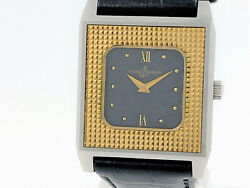 Ulysse Nardin Vintage Watch Tungsten And 18k Gold Ref. B1501 Cal. Nb7a So228