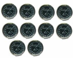 Replica Smith Speedometer Speedo 0-150 Mph 10 Units For Royal Enfield Bsa @ca