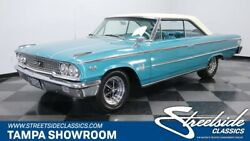1963 Ford Galaxie 500 XL RARE Z CODE 390 V8 POWER BRAKES & STEERING FRONT DISC RESTORATION DOCUMENTS