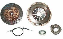 Clutch Kit Including Clutch Cover Plate Bearing And Cable For Suzuki Splash @ca