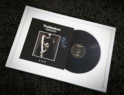 The Weeknd Signed Trilogy Vinyl