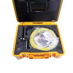 710dnlk Well Inspection Camera With 512 Transmitter And Keyboard, Dvr,