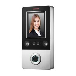 Nsee Wg26 Facial Face Id Recognition Rfid Fingerprint Standalone Control Reader