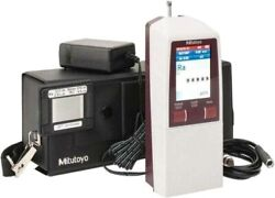 New Mitutoyo Surftest Sj-210 Portable Surface Roughness Tester 178-561-12a
