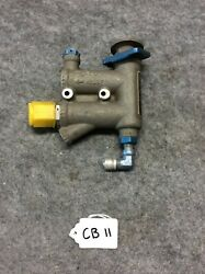 Bell Helicopter Fuel Valve Manifold P/n 205-060-611-3
