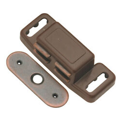 Hickory Hardware P659-stb Bronze Magnetic Cabinet Door Catch Pack Of 25