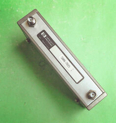1pc Agilent /hp 5086-7815 Dc To 4ghz 70db 24vdc Electrical Attenuator