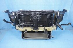 Nissan Titan Front Radiators W/ Support Assembly 2018 Oem