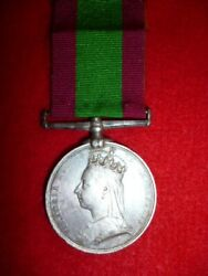 Afghanistan Medal 1878-1880, To 85th Foot King's Shropshire L.i., Saunders