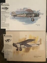 16 - 1970s Nixon Galloway Print United Airlines Collector Prints