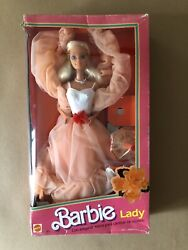 Barbie 1984 Lady / Peaches Andlsquon Cream Spanish Market Exclusive Made By Congost