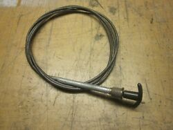 Military Dual Cable Circa 40and039s 50and039s