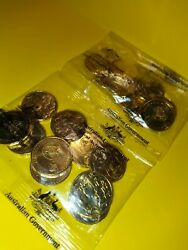 2016 2x 1 Ram Mint Bag 50th Anniversary Decimal Change Over. 20 Coins In Total